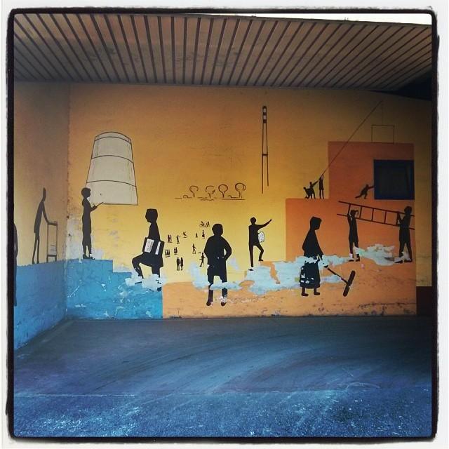 Streetart Arteenlacalle Valnalon La Felguera