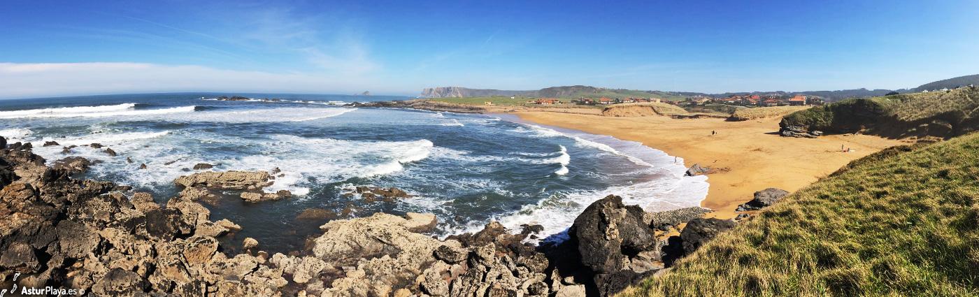 Verdicio Beach Asturias1