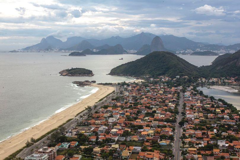 Niterói and Rio de Janeiro city, Brasil