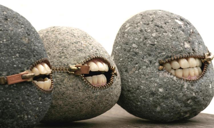 Sculptures Pierre Une