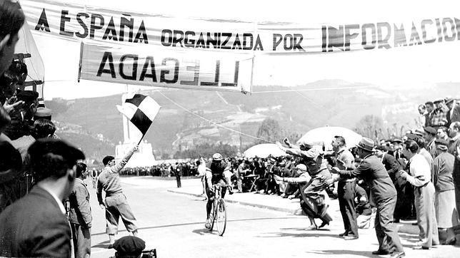 Gustav Deloor, el primer vencedor de la Vuelta