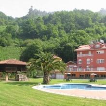 Hotel Cardeo en el centro de Asturias