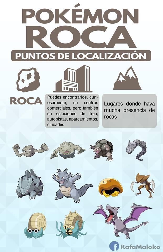 Pokemon Roca