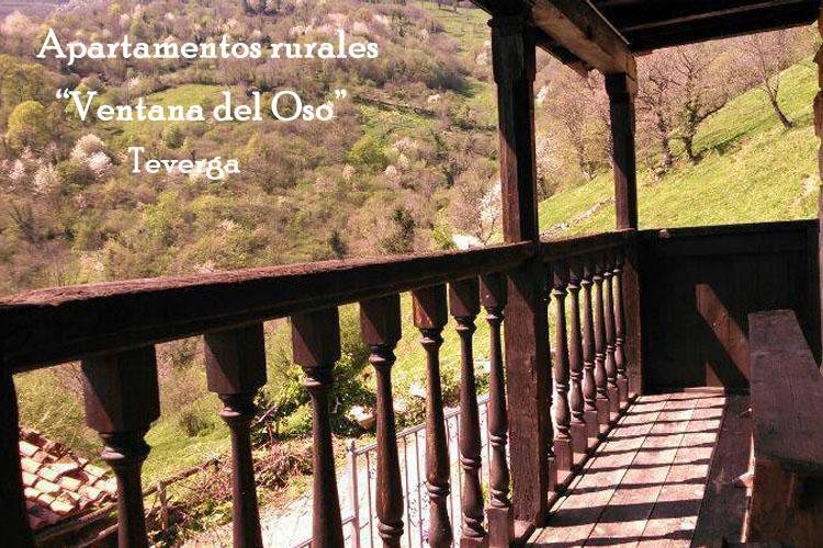 Ap. rurales Ventana del Oso, Teverga