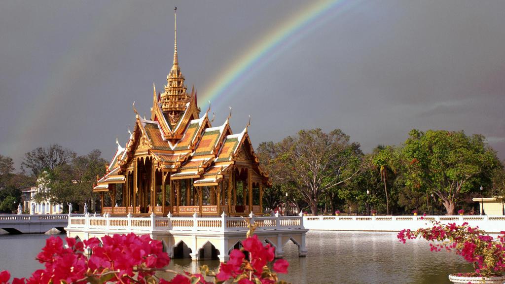 Palacio Bang Pa In Na Tailandia