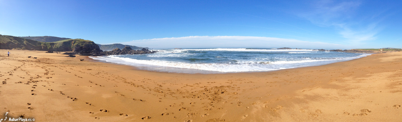 Verdicio Beach Asturias3