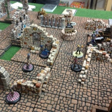 Partida Dungeon Bowl 9