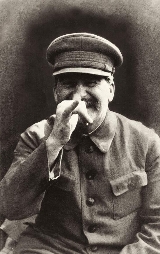 Stalin Haciendo Bromas