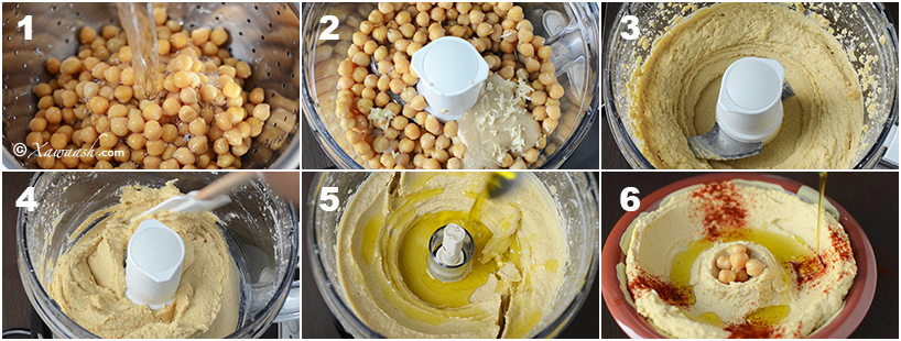 Hummus 2 Somali Food Blog