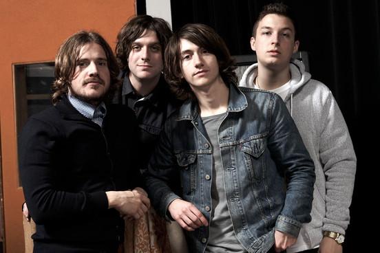 Arctic Monkeys Fib 2013 Benicassim1