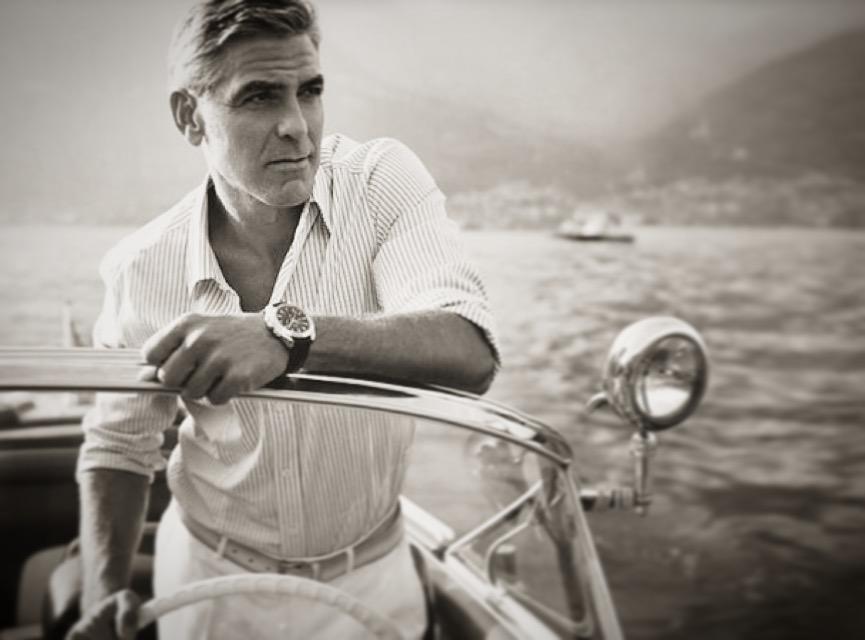 Yanpy Post 69 George Clooney Boat