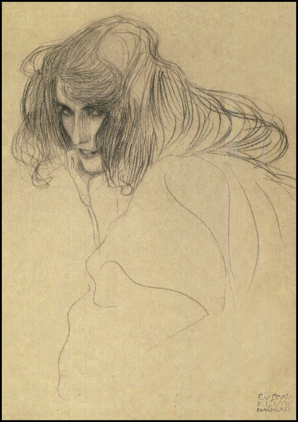The Gustav Klimt Drawings Inside The Mind Of A Master Draftsman
