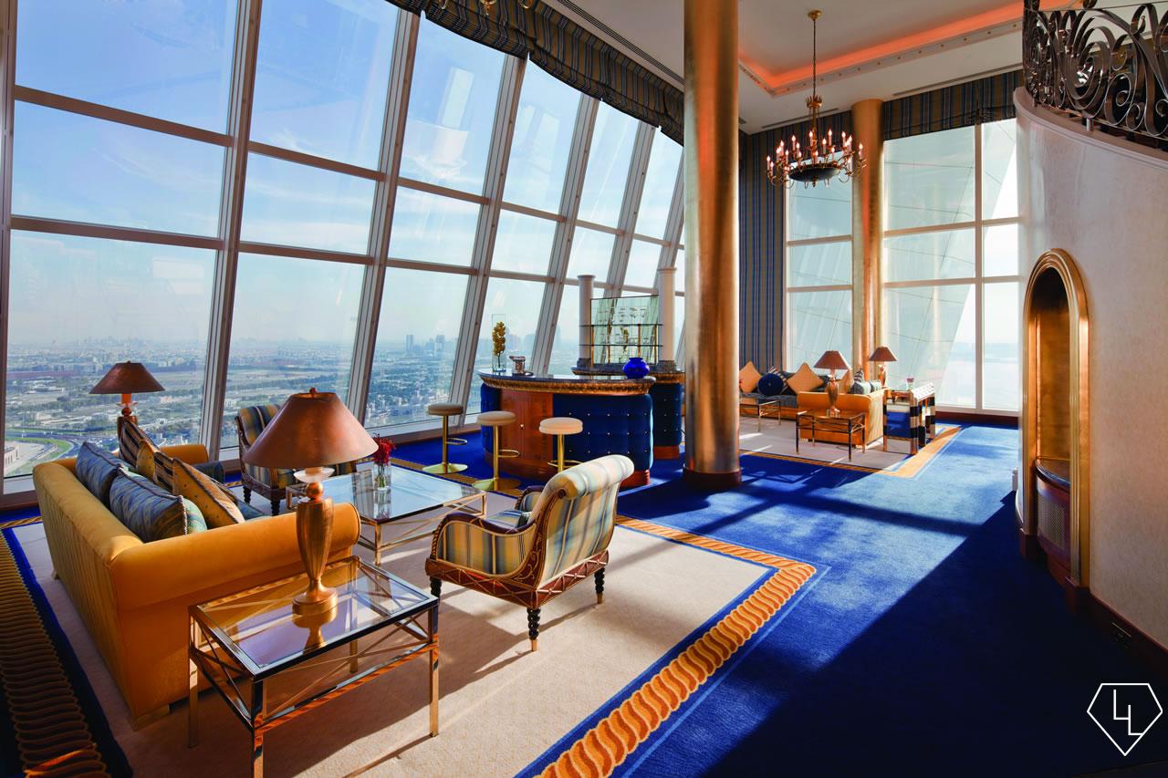 Burj Al Arab Club Suite Lower Level