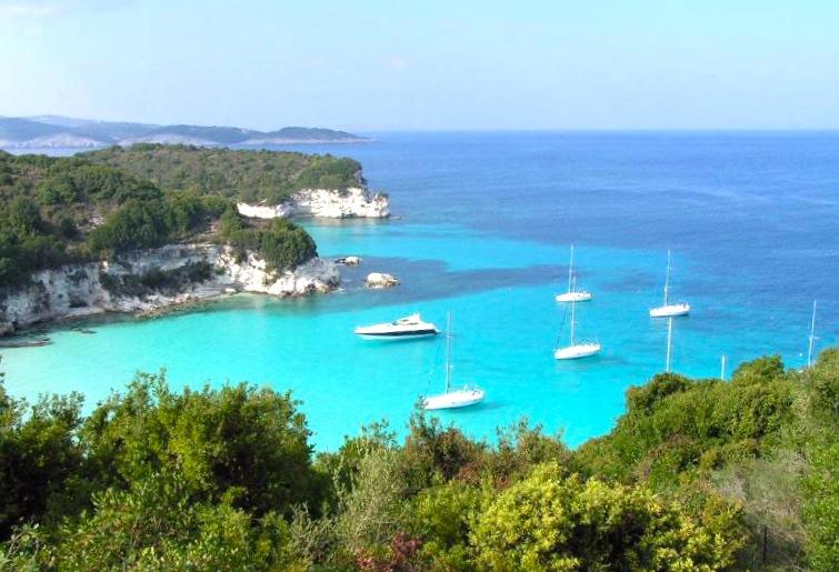 Yanpy Post 112 Yacht Charter Ionian