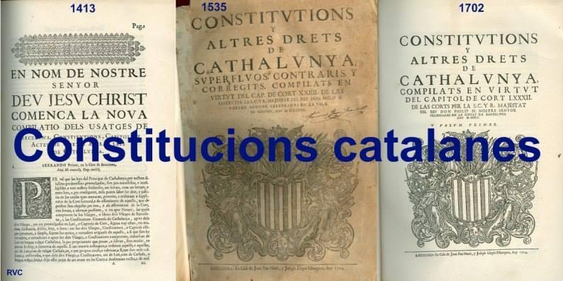 Constitucions