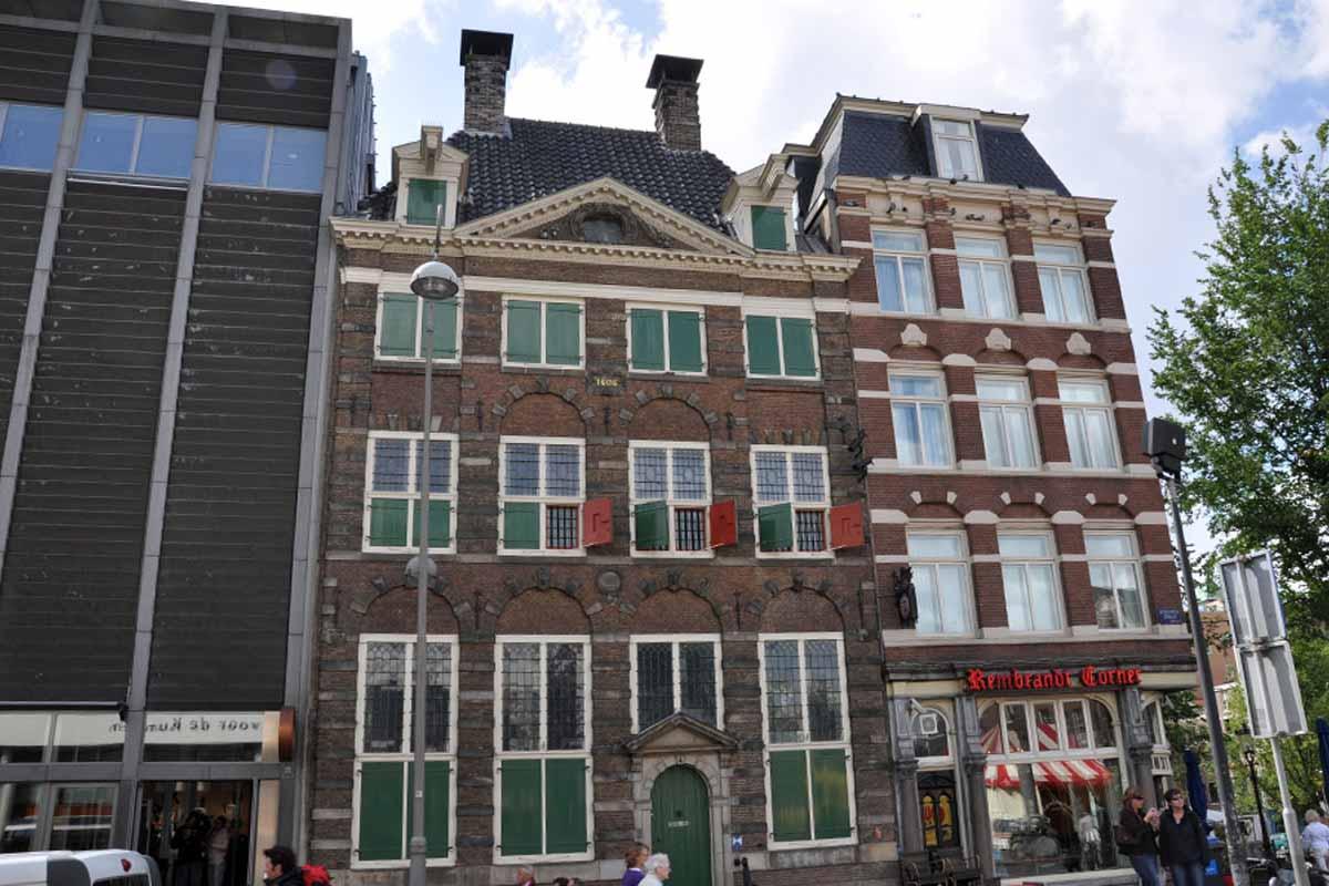Museo Casa de Rembrandt