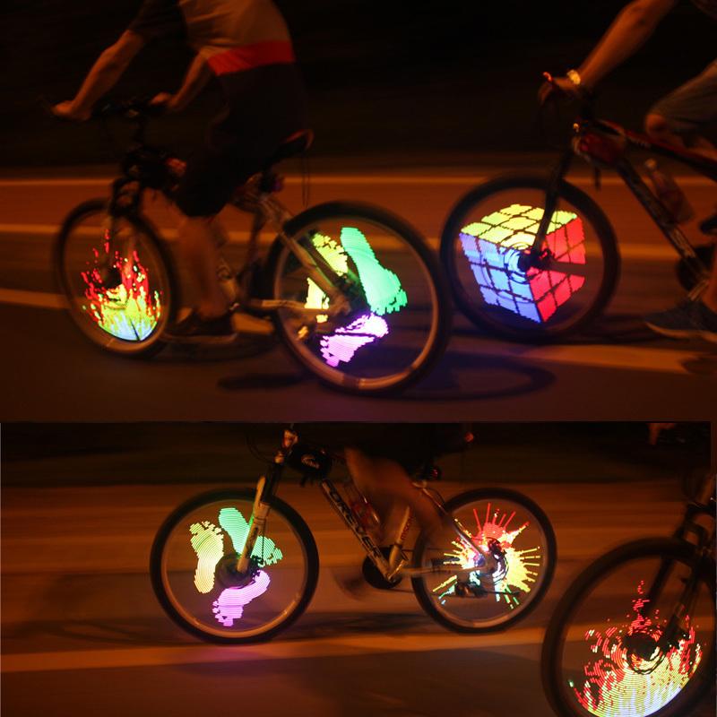 Night Programmable Diy Flashing Led Light For