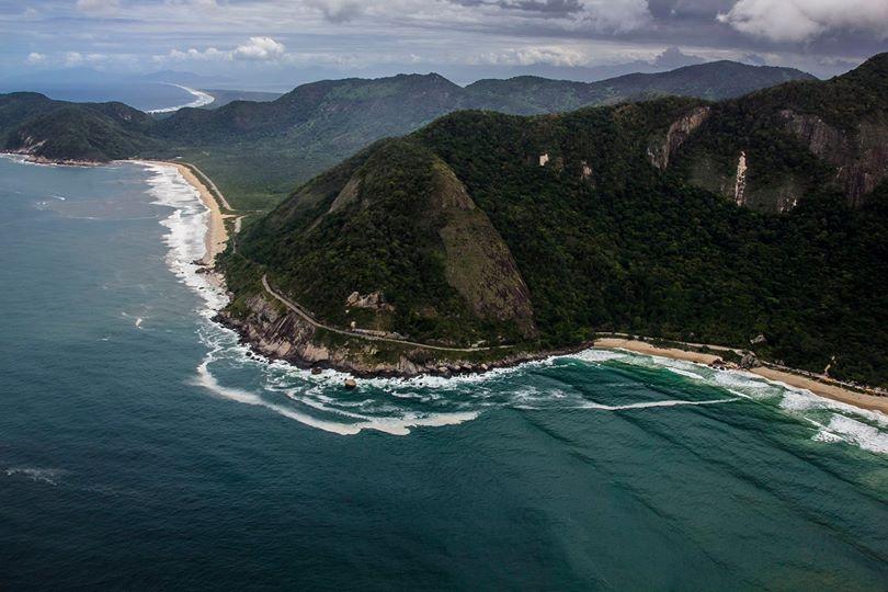 Prainha and Grumari Beach. Rio de Janeiro, RJ - Brasil