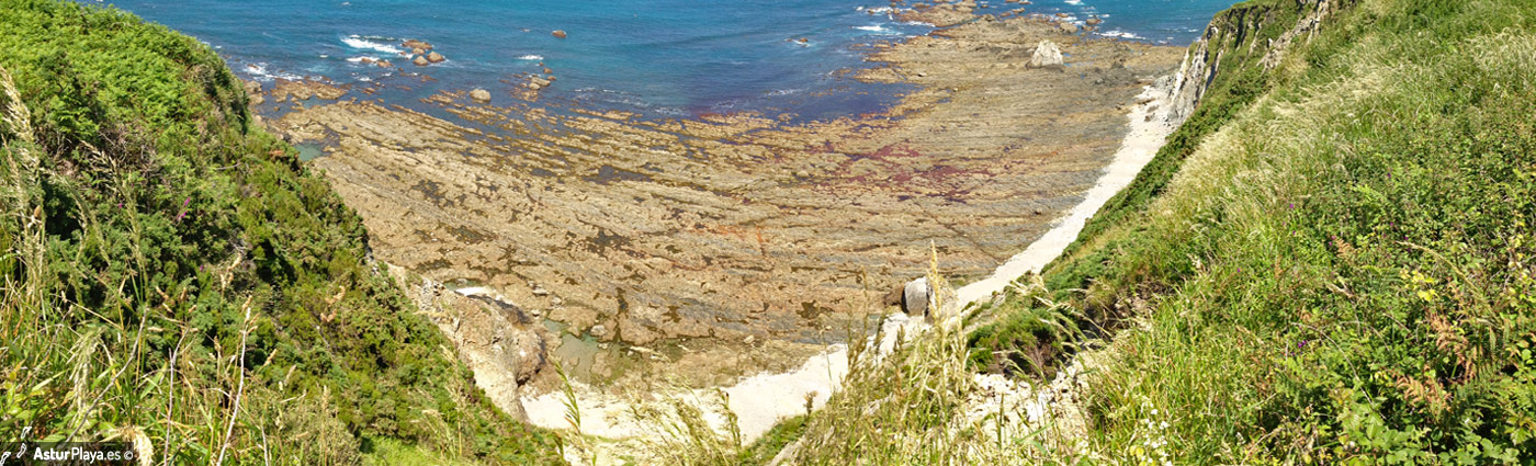 Los Negros Campizales Beach Cudillero Asturias Mainpic