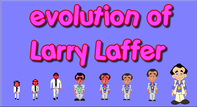 Evolutionoflarry