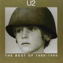 U2    The Best Of 1980 -1990