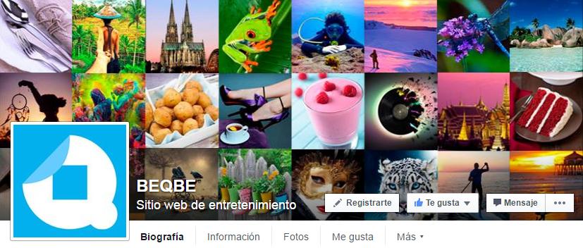 Siguenos Facebook Beqbe