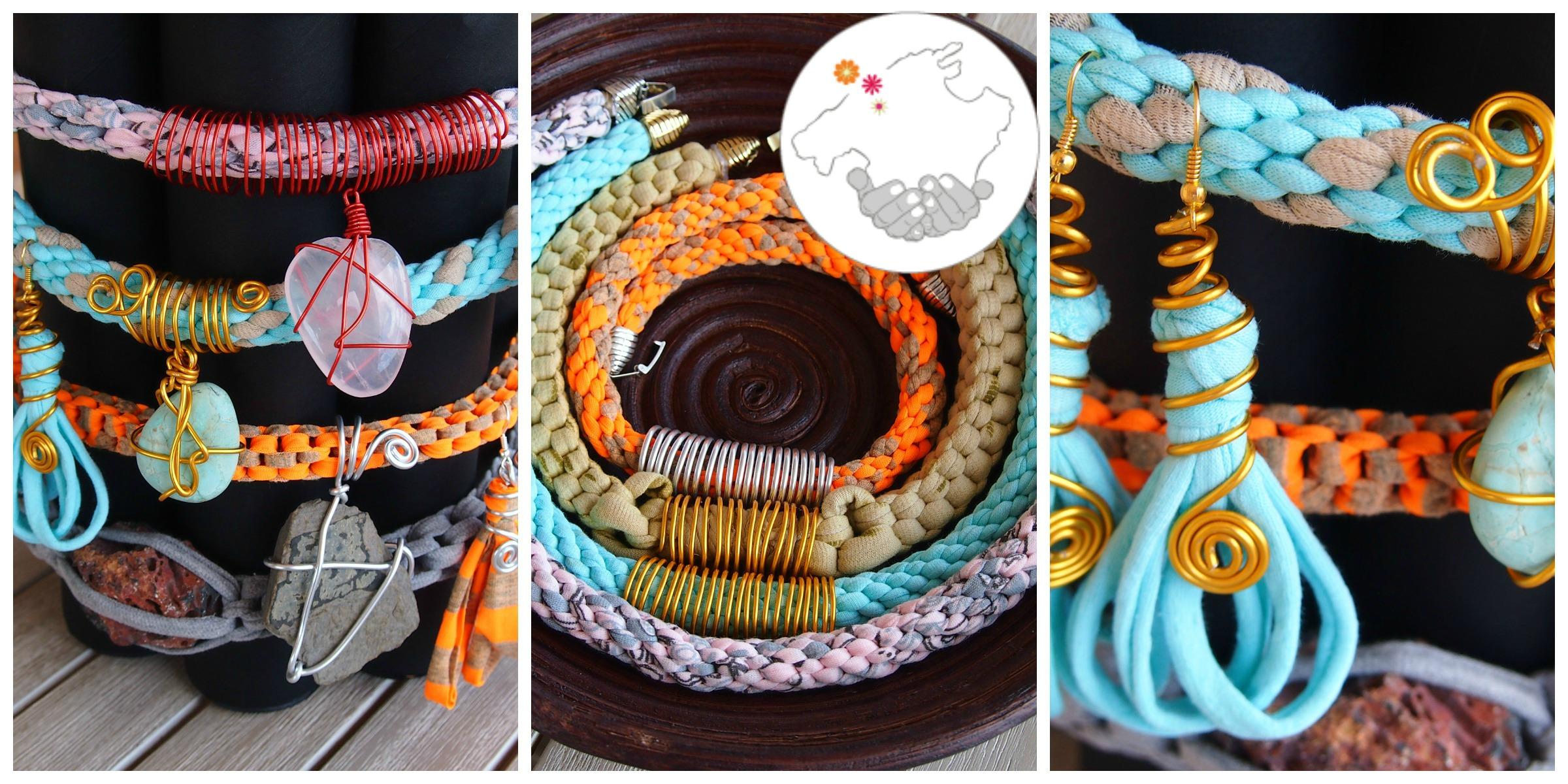 Collares De Trapillo Mallorca Handmade