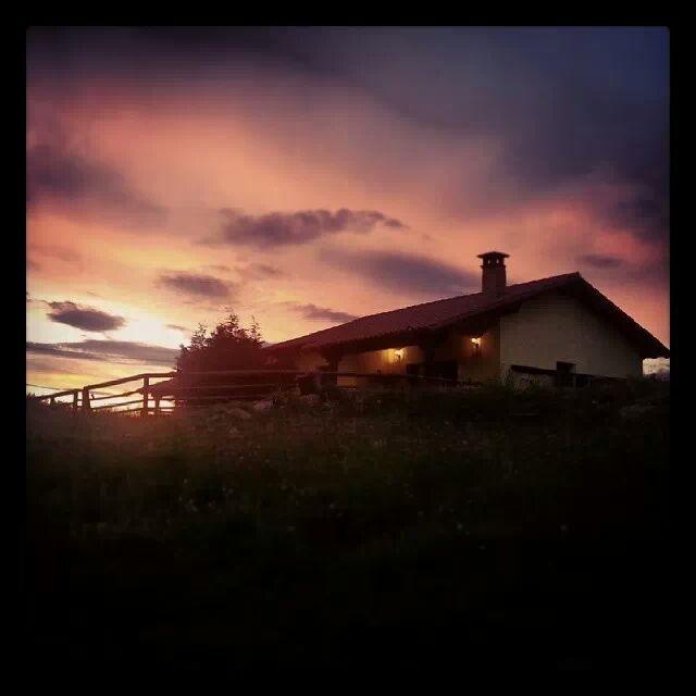 Anocheceres de #Asturias