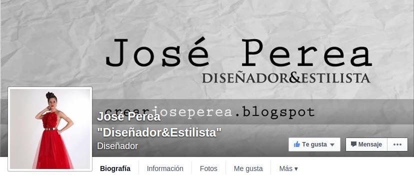 Facebook Jose Perea