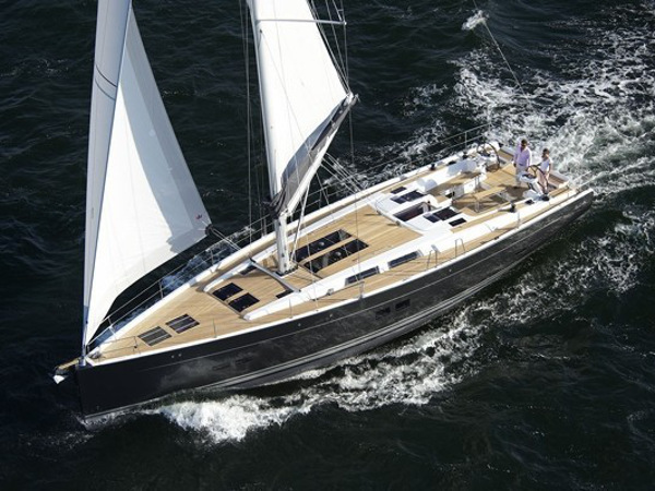 Yanpy Post 92 Sailboat Hanse 575 Split Croacia