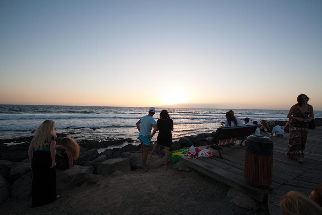 Las Americas Beach