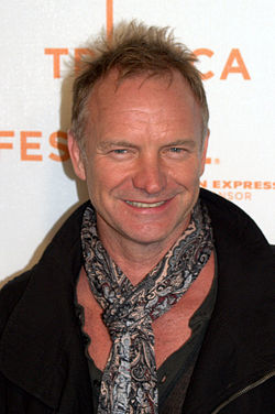 250px Sting At The 2009 Tribeca Film Festival Jpg