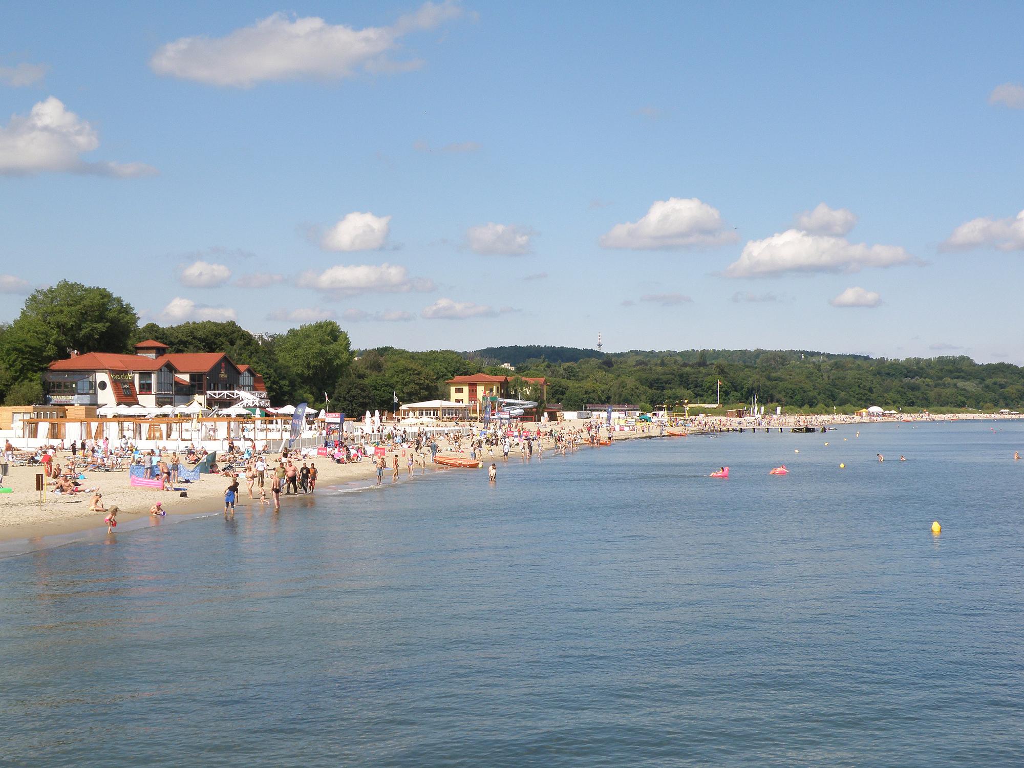 Sopot's Beaches