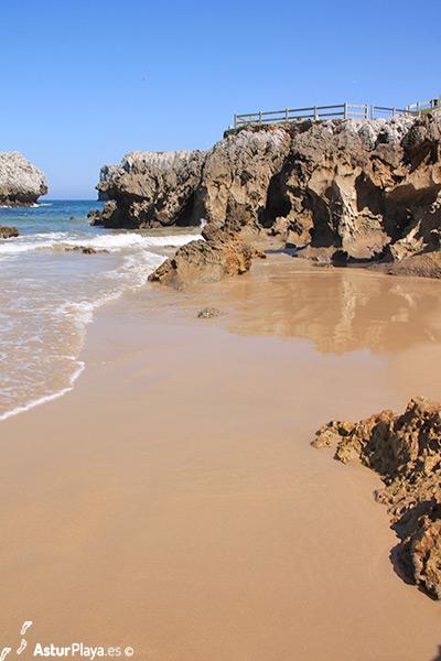 Antilles Beach Western Side Asturias