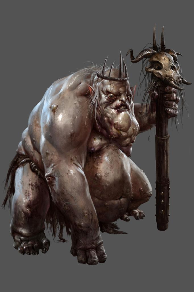 Great Goblin Art
