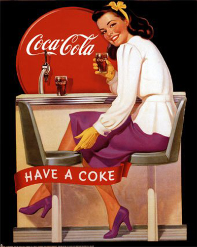 """13. """"Have a Coke"""". Coca-Cola"""
