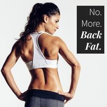 Rutina para perder grasa en la espalda