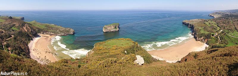 Ballota Andrin Beaches Llanes Asturias