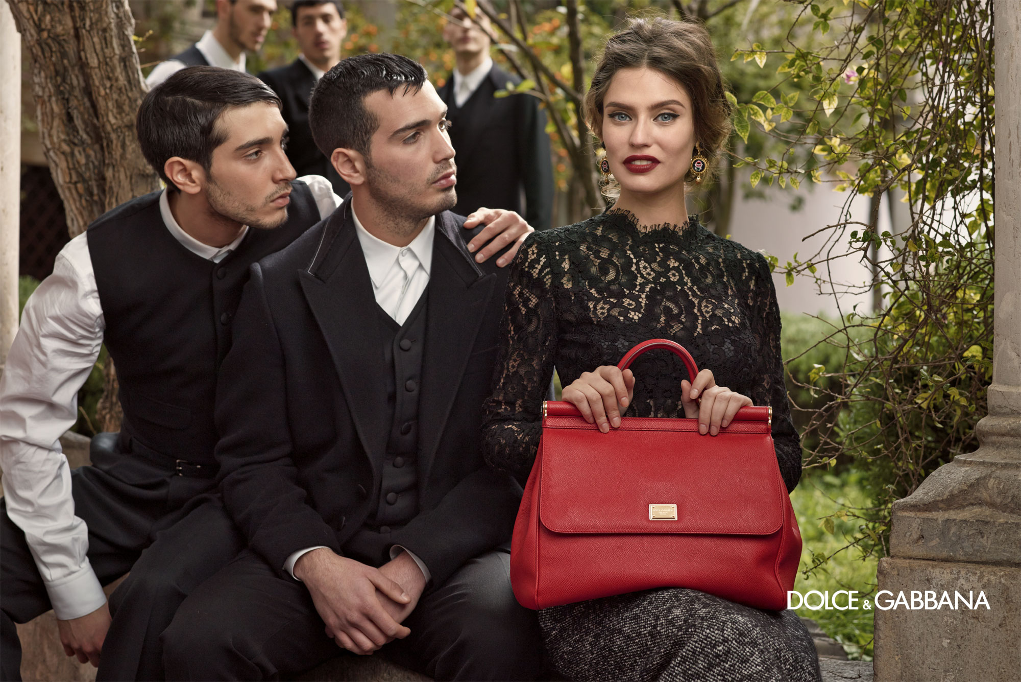 Dolce And Gabbana Fw 2014 Women Adv Campaign 16
