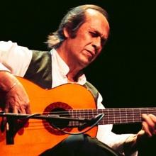 Paco De Lucia.