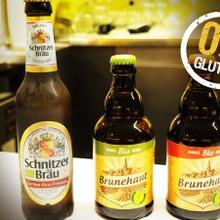Donde comprar cervezas sin gluten