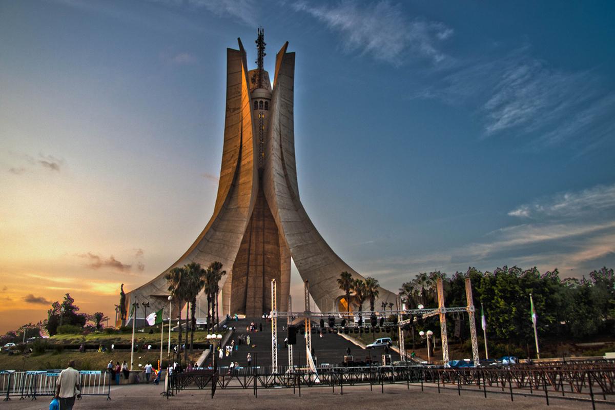 Monumento de los Mártires