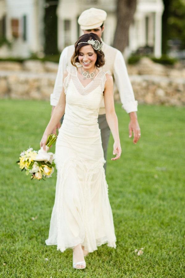 Great Gatsby 20s Wedding Dress16
