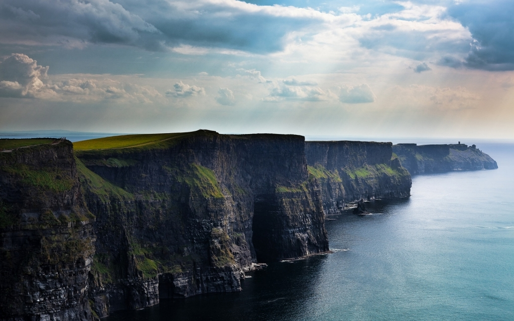 Cliffs Of Moher Ireland 1280x800