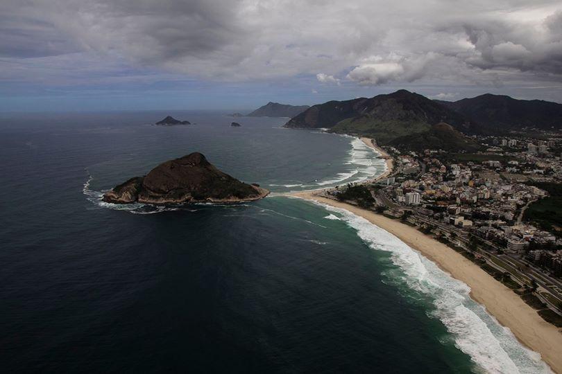 Recreio and Pontal Beach. Rio de Janeiro, RJ - Brasil