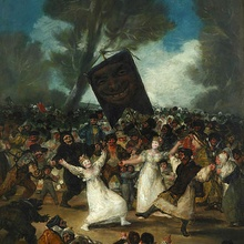 Goya en la Real Academia de Bellas Artes