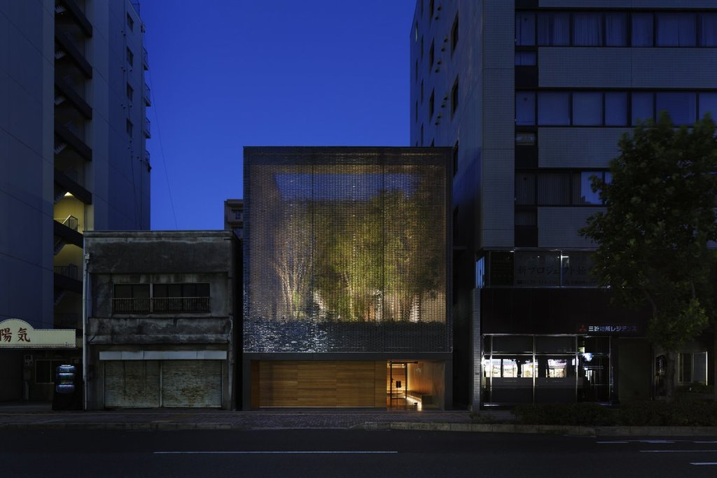 Optical Glass House Hiroshi Nakamura 1 Jpg