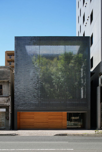 Optical Glass House By Hiroshi Nakamura 02 Jpg