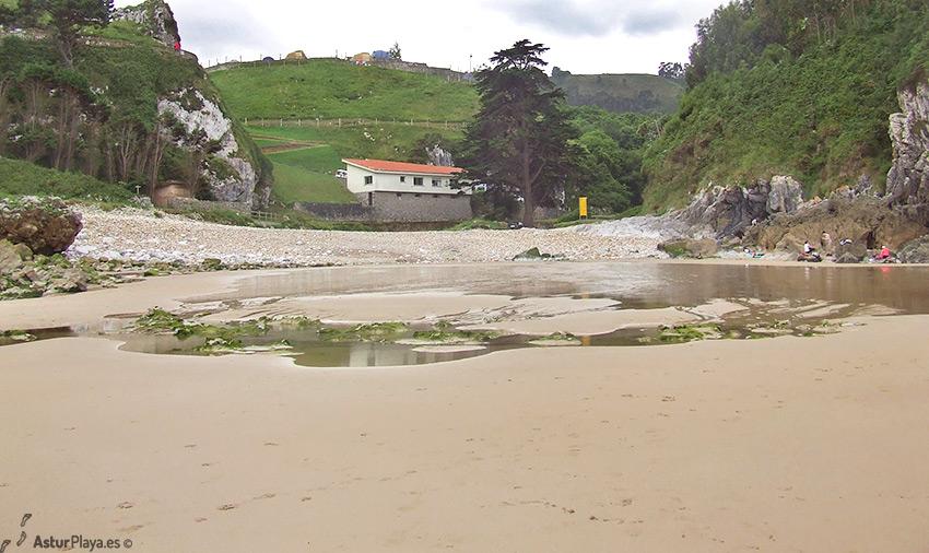 Vidiago Beach Llanes Asturias Camping