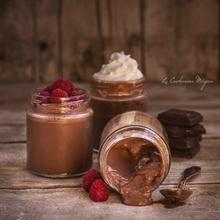 Receta de yogur de chocolate
